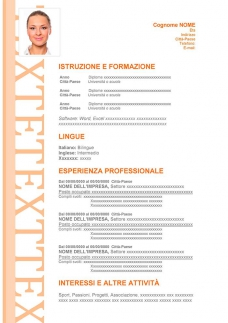 curriculum vitae download
