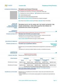 cv-europass-francese-formato-europeo